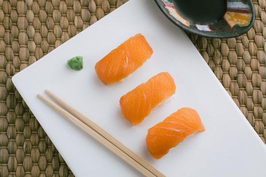 Overview of sushis